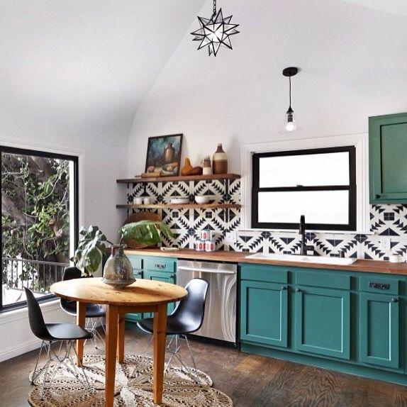 Spanish Revival kitchen Home Pinterest Spanish revival