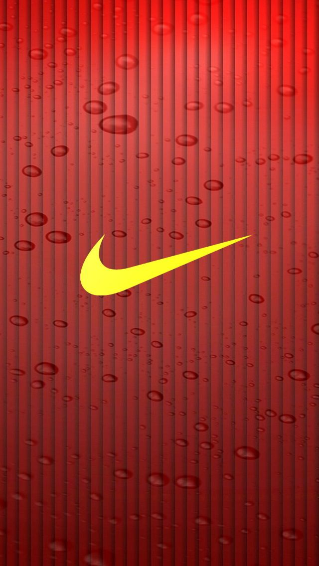 Tap And Get The Free App Art Creative Nike Just Do It Logo Yellow Red Stripes Hd Iphone Wallpaper Ipod Wallpaper Nike Wallpaper Nike Wallpaper Iphone