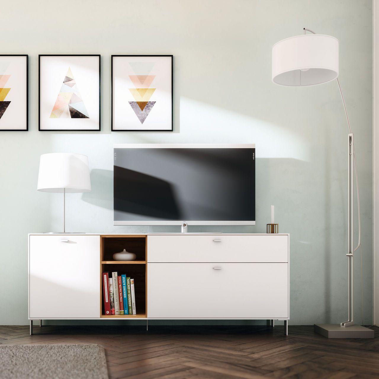Kommode und Sideboard weiß für das Wohnzimmer | Wohnen | Pinterest