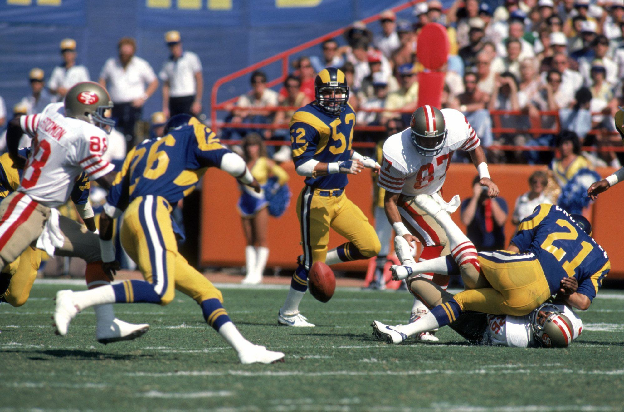 Creating the AllTime Rams Roster Safety All about time