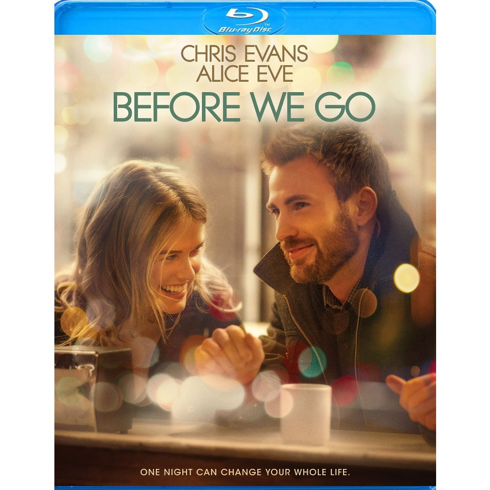 Before We Go Blu Ray Movies Peliculas Peliculas Recomendadas