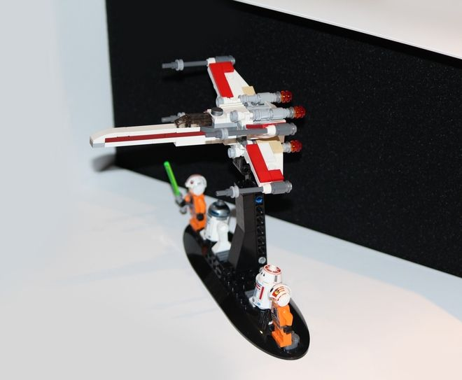 LEGO Ideas - Star Wars Mini Collectors Edition T65 X-Wing