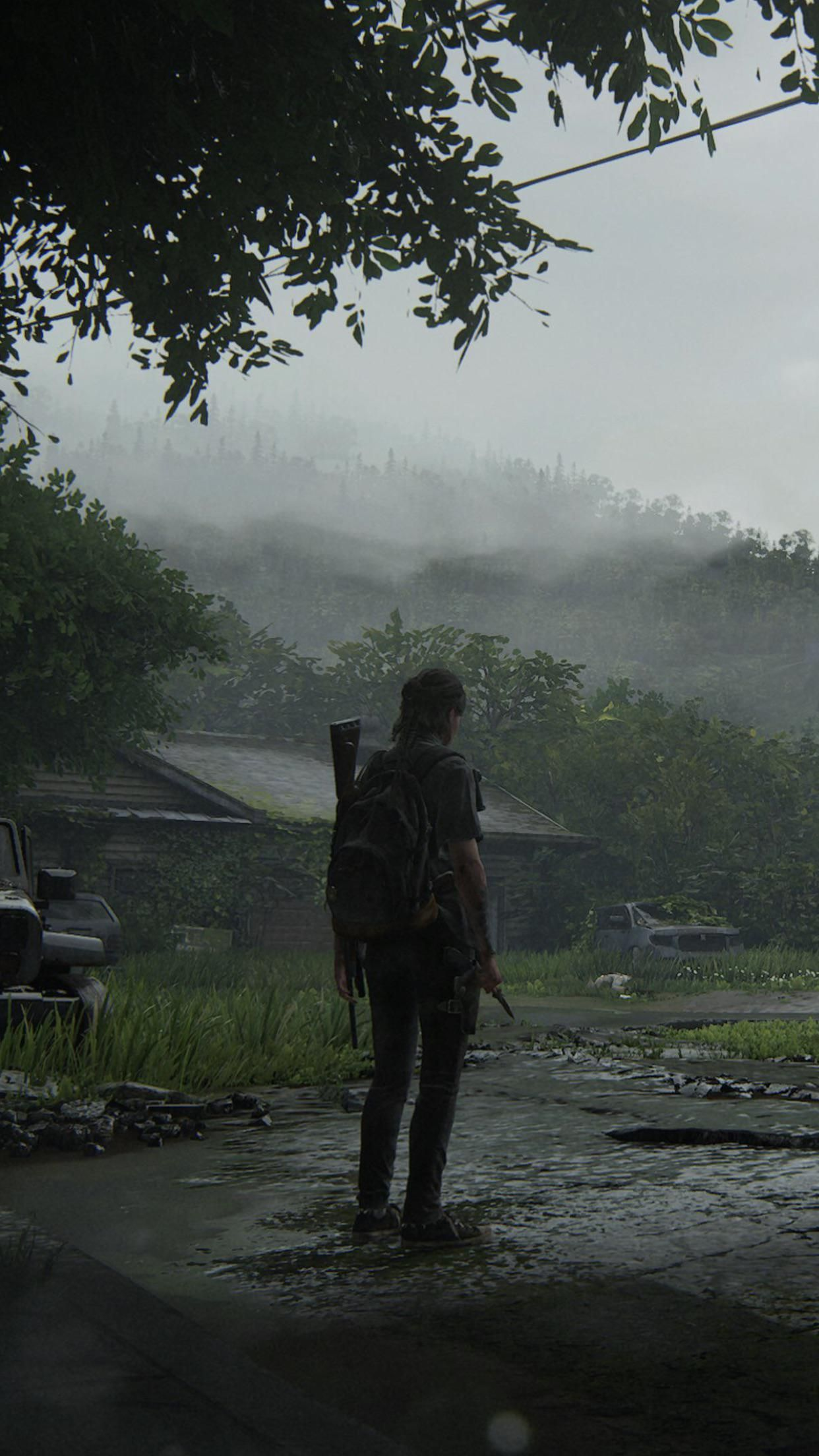 The Last Of Us Part 2 Wallpapers Iphone E Android 4k The Last Of Us The Lest Of Us Last Of Us Part 2 Wallpaper