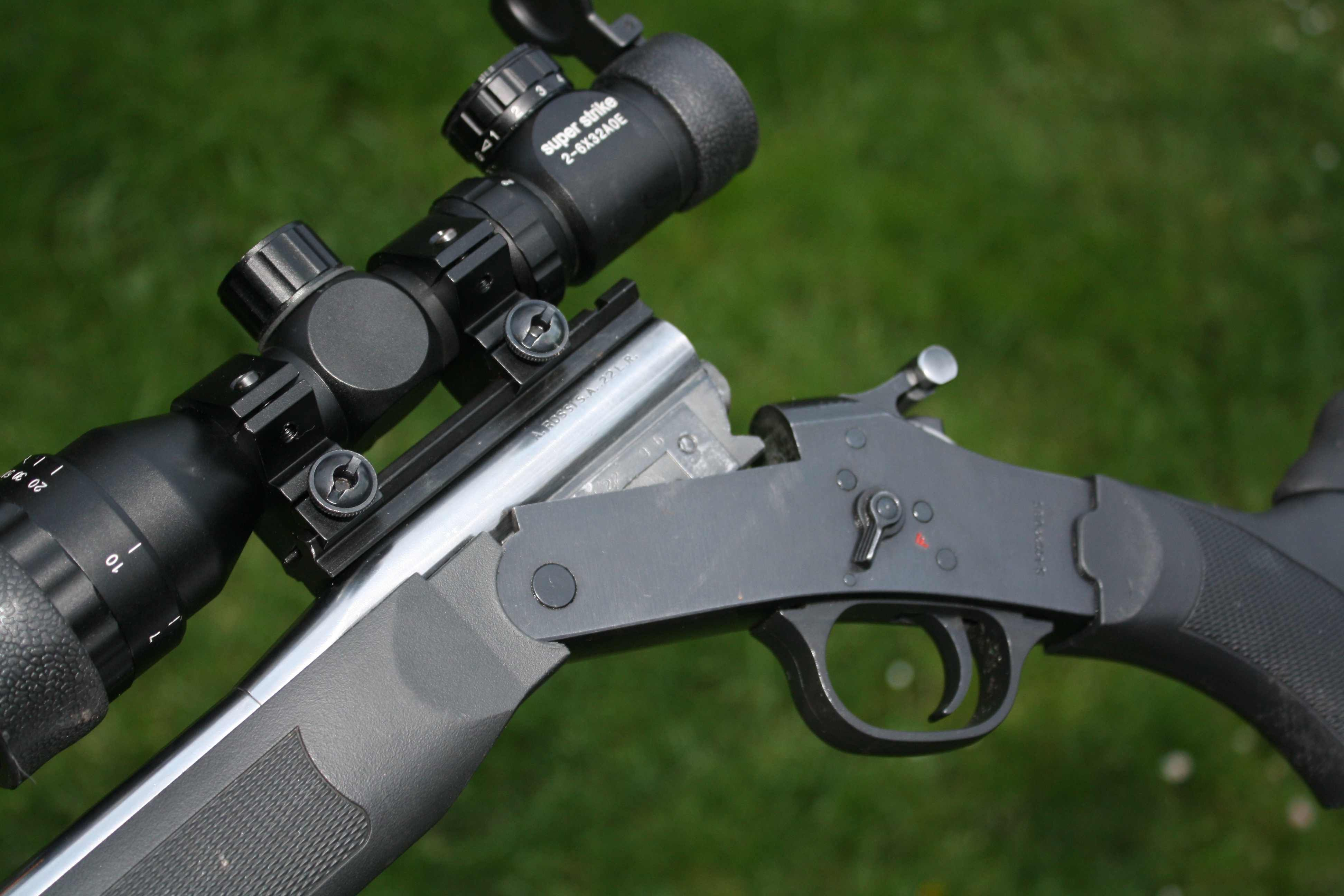 Rossi 410 Shotgun 22 Rifle Combo Learn how to survive any situation at dansdepot.com