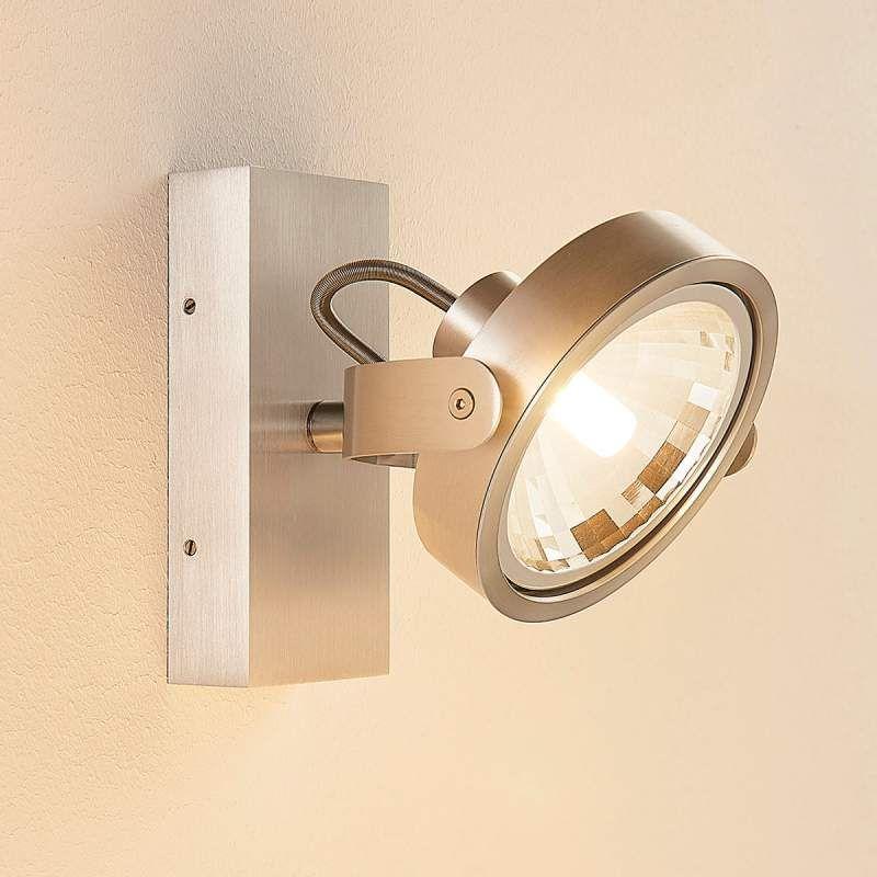 Aluminiumkleurige Led Spot Lieven Led Led Lamp Loodglas