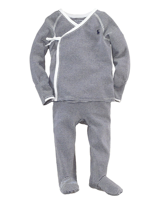 f68ae56a Ralph Lauren Childrenswear Infant Boys' Layette Striped ...