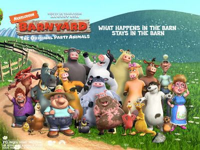 Series Online La Granja Capitulos Espanol Latino Online The Barnyard Animated Movies Animation Movie