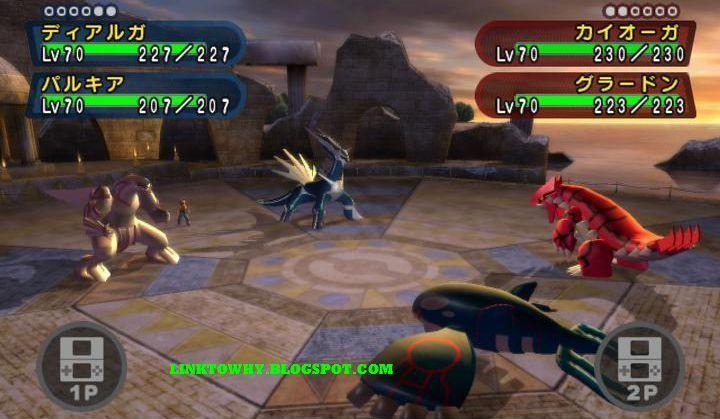 pokemon battle revolution ds rom download