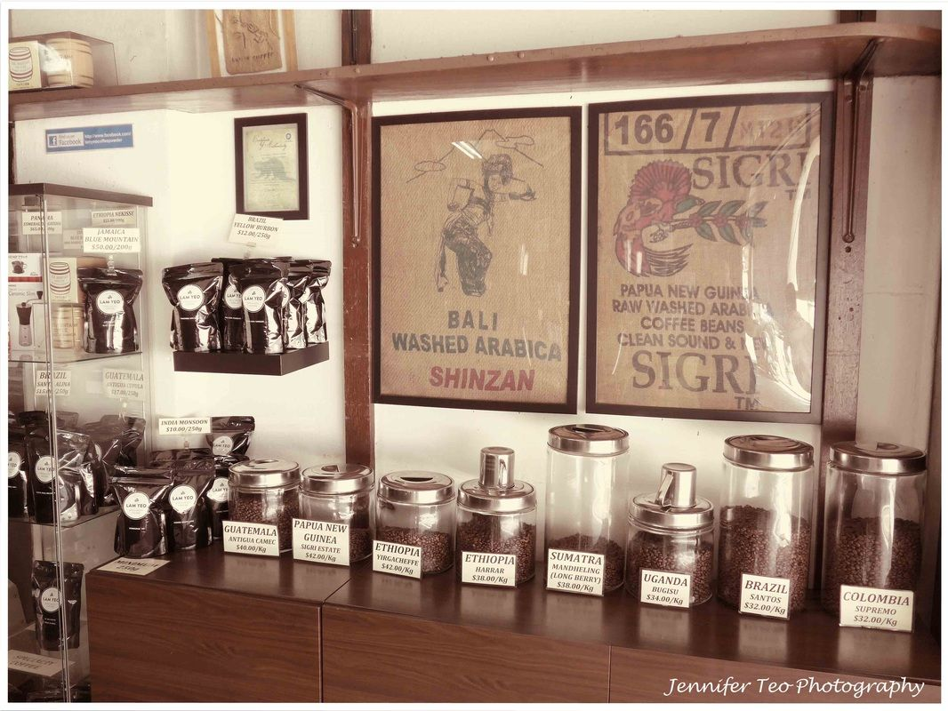 Enticing Kopi Aroma That Fills The Rich History Lam Yeo Coffee Powder Factory In Singapore Coffee Powder Aroma Kopi