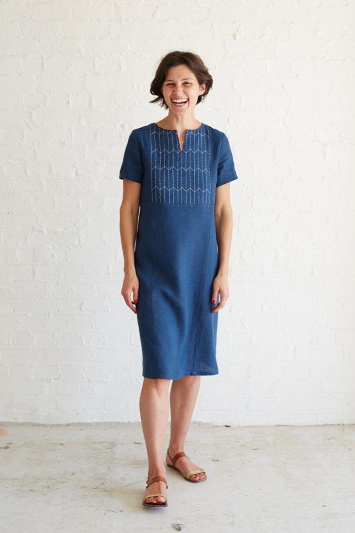 Unique Maxi Skirt Nähmuster Frei Embellishment - Decke Stricken ...