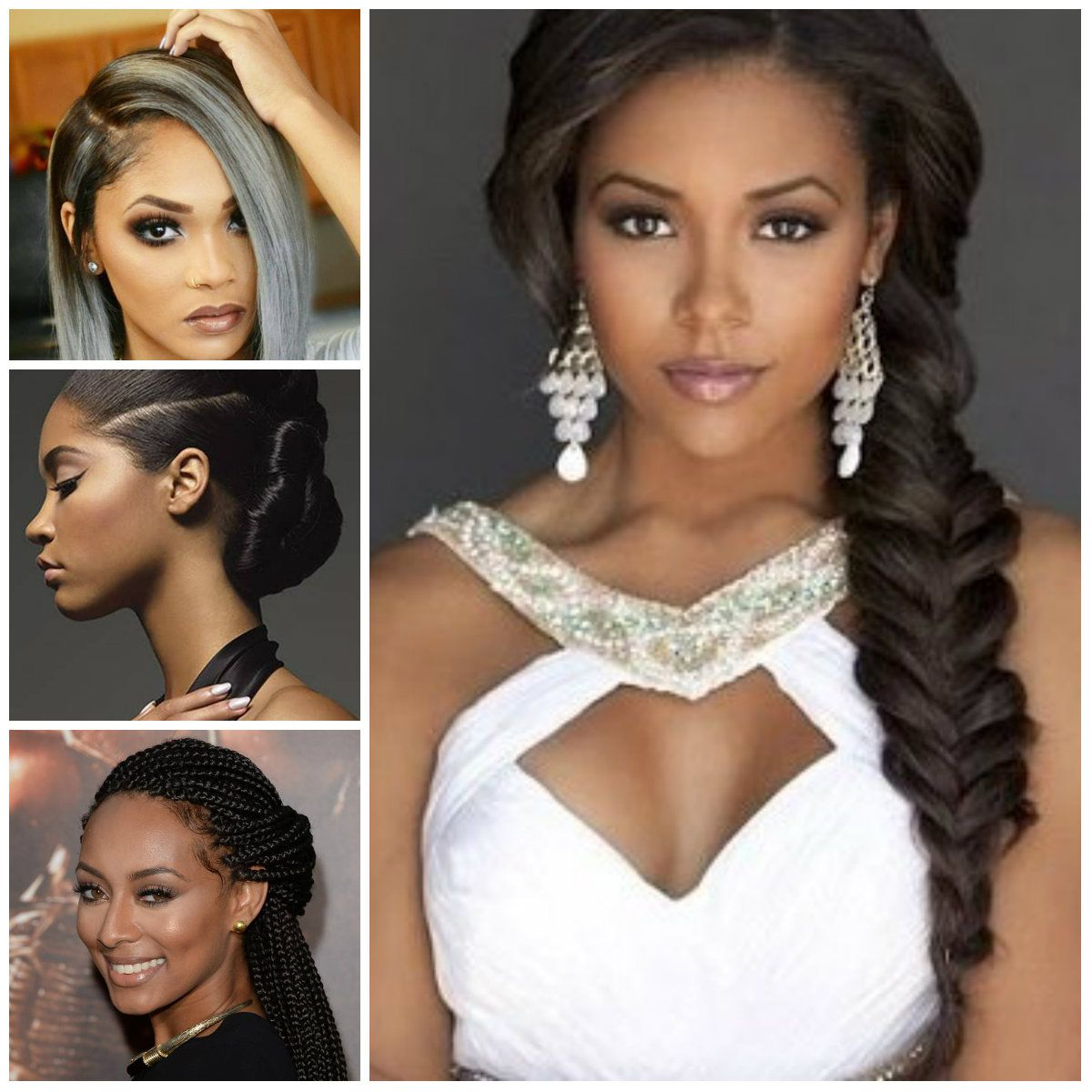 Black Women Hairstyles   Haircuts, Hairstyles 2016 / 2017 and Hair ...