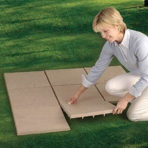 Awesome Portable Outdoor Flooring And Decking For Your Living Space   InfoBarrel