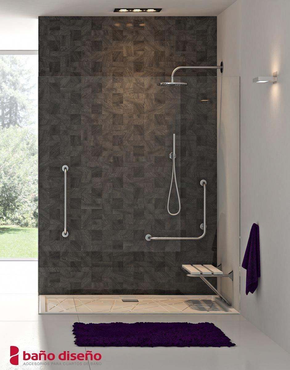 Ayudas Técnicas De Baño Diseño Para Hacer Baños Accesibles Para Todos Asideros A Baño Para Discapacitados Modelos De Baños Pequeños Diseño De Baños Modernos