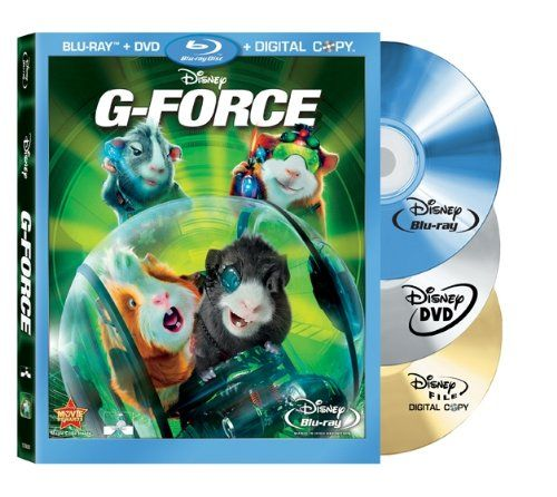 G Force Dvd Blu Ray Combo Now 6 49 Was 20 Kid Movies Dvd Blu Ray Force Movie