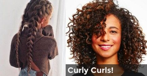 What Hairstyle Is Right For You Girls Only Hair Quizzes Hair Quiz Hair Styles