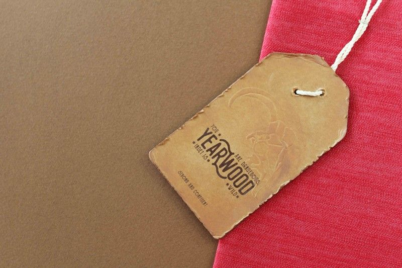 Where is Yearwood? Denim is in our soul!   #denim #hangtag #cardboard #brown #farwest #design #fashion #trendy #ss18 #springsummer2018 #ss2018 #primaveraverano18 #moda #etiqueta #tendéncias #estilo #cartón #accessories #fashionlabel #jacketlabel #denimlab