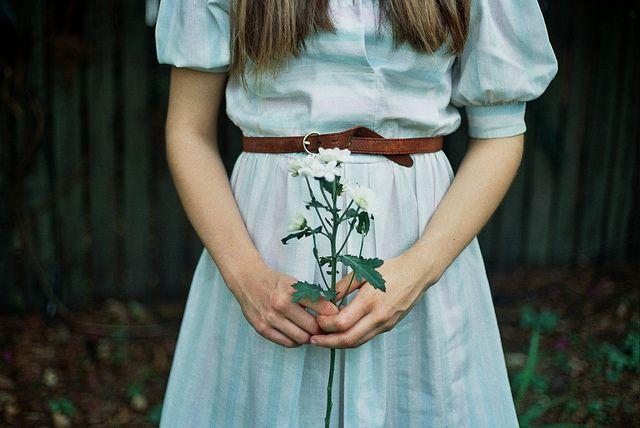 flower girl. by nikki.lake on Flickr.
