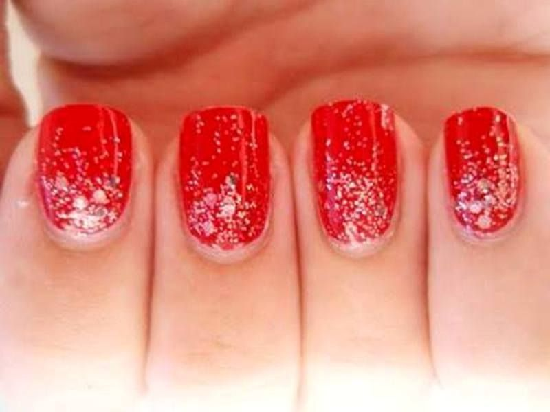 Utsav-Fashion-Nail-Designs-2014   myFav RED NAILS   Pinterest   Red ...