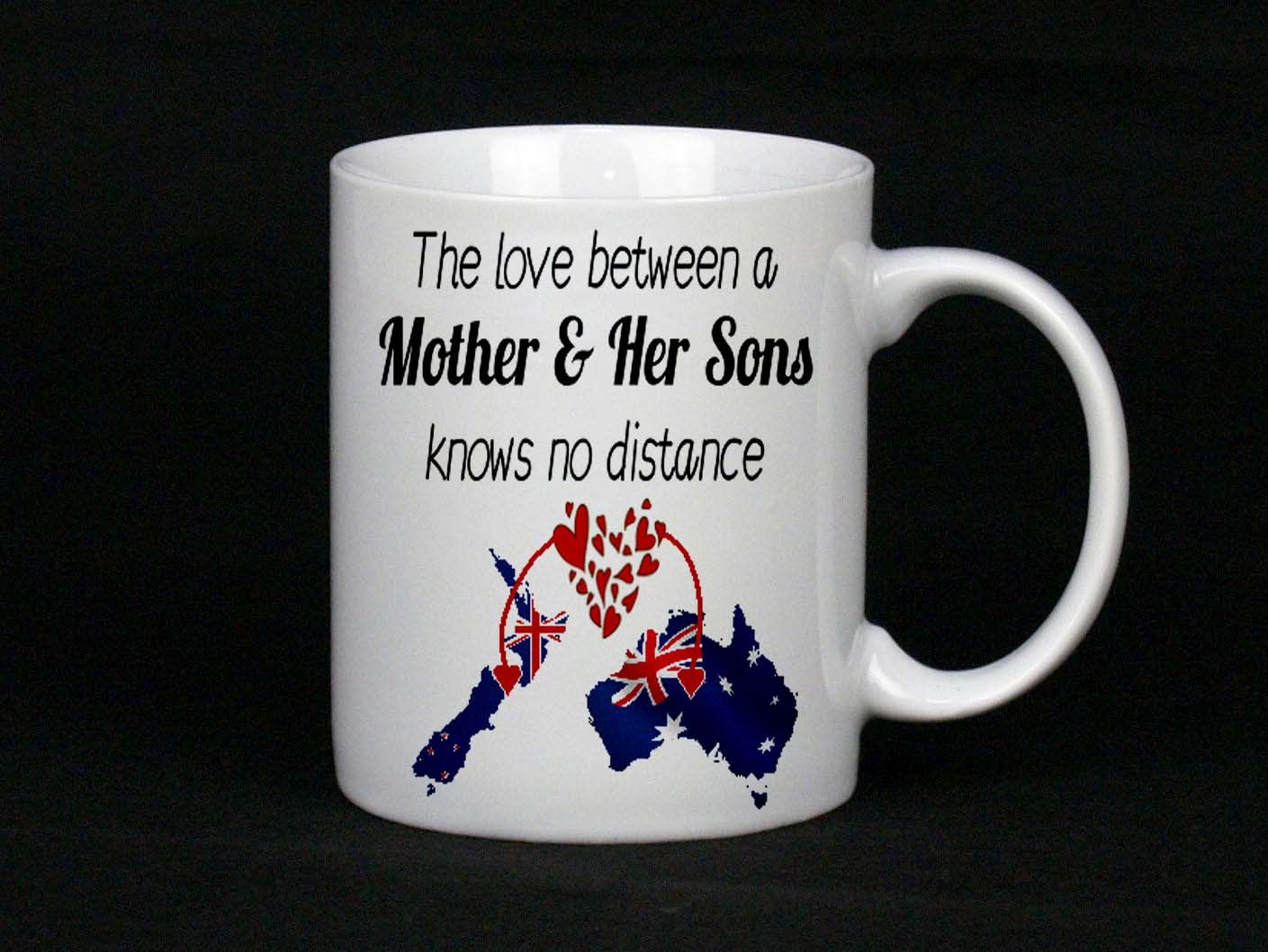 Long distance muggift for mother daughter mother and