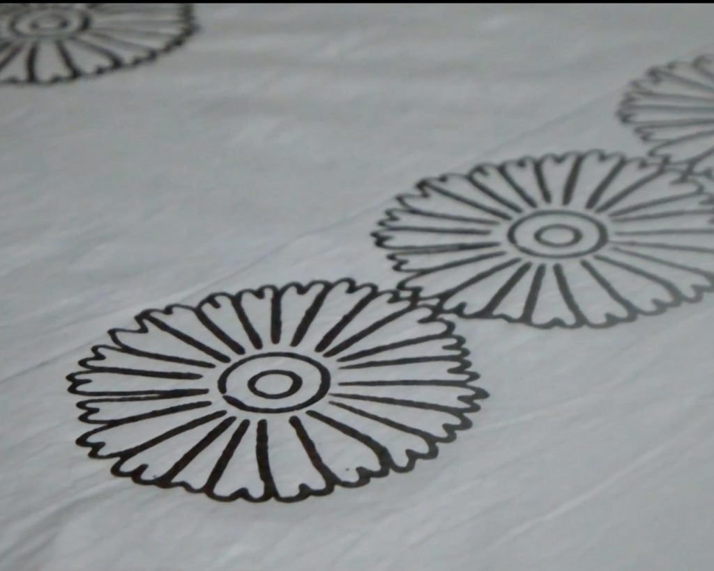 Gambar Desain Batik Simple - Batik Indonesia