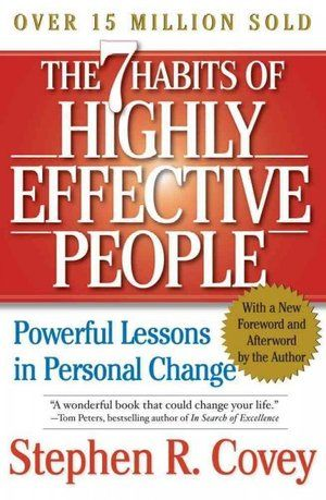 7 Habits Of Highly Effective People Steven Covey With Images