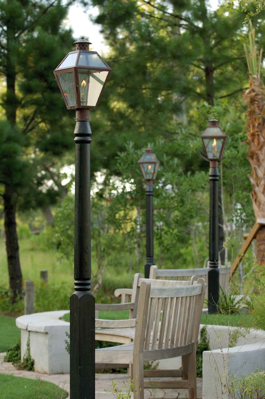 Gas Street Lanterns Outdoor Lamp Posts Lanterns Outdoor Lamp