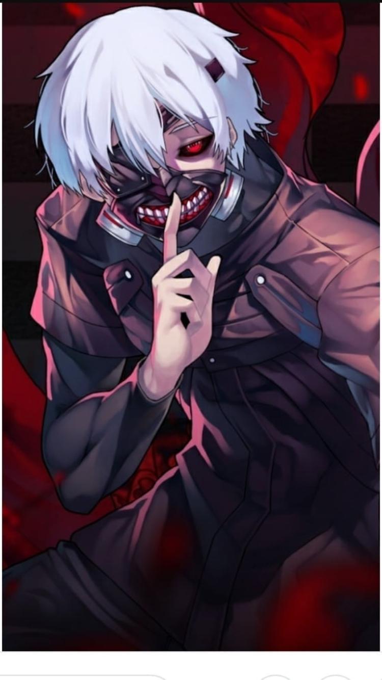 Pin Oleh Witchblade Mh Di Tokyo Ghoul Gambar Anime Jepang Tokyo Animasi