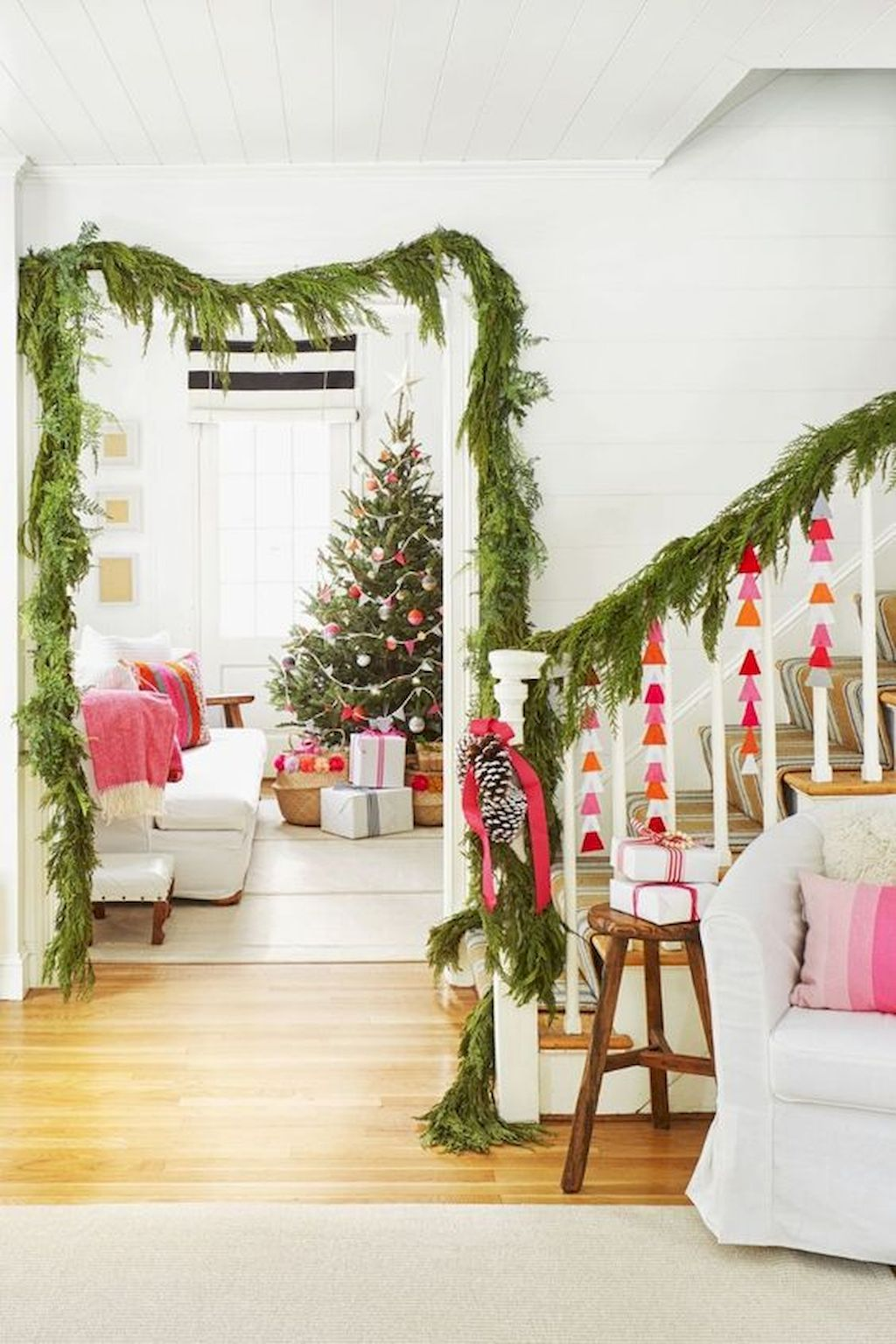 Decorate your home for less with savvy ideas affordable impactful updates see how to give the rooms in  boost diy decorating projects also cheap and easy christmas apartment rh pinterest