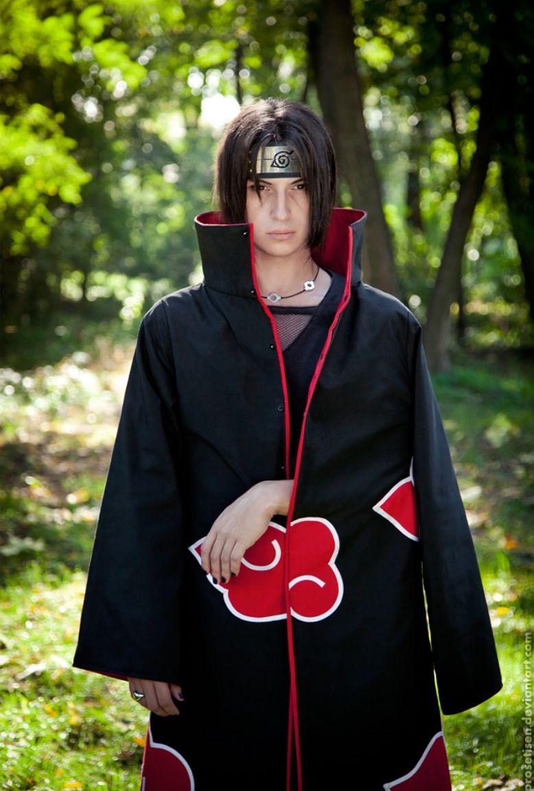 Itachi cosplay! Itachi cosplay, Naruto cosplay, Akatsuki