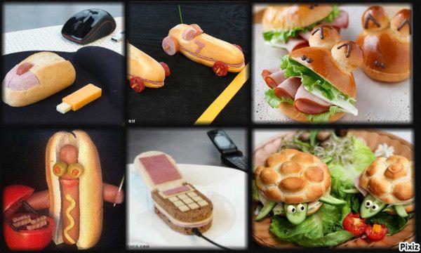 hotdog pour pique nique idee repas printemps enfants. Black Bedroom Furniture Sets. Home Design Ideas