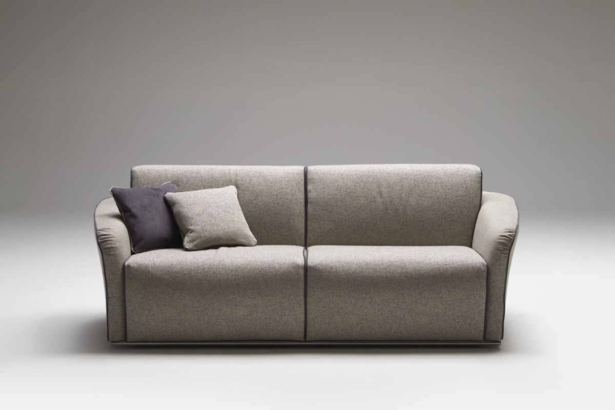 Leather Sleeper Sofa Sofa and sofabed Groove by Milano Bedding