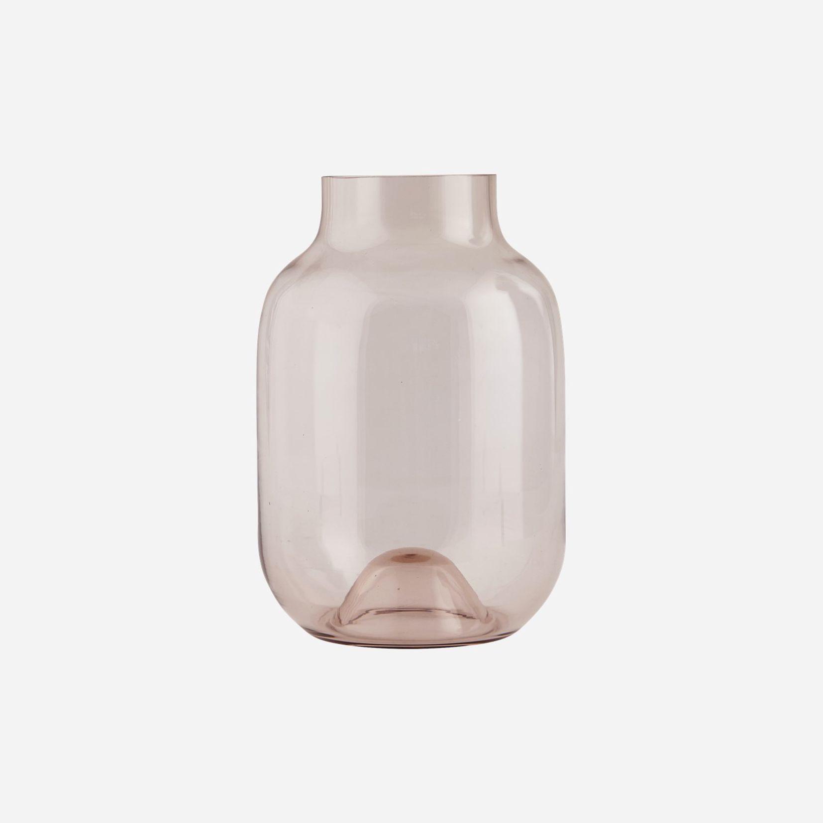 Aubergine Vase