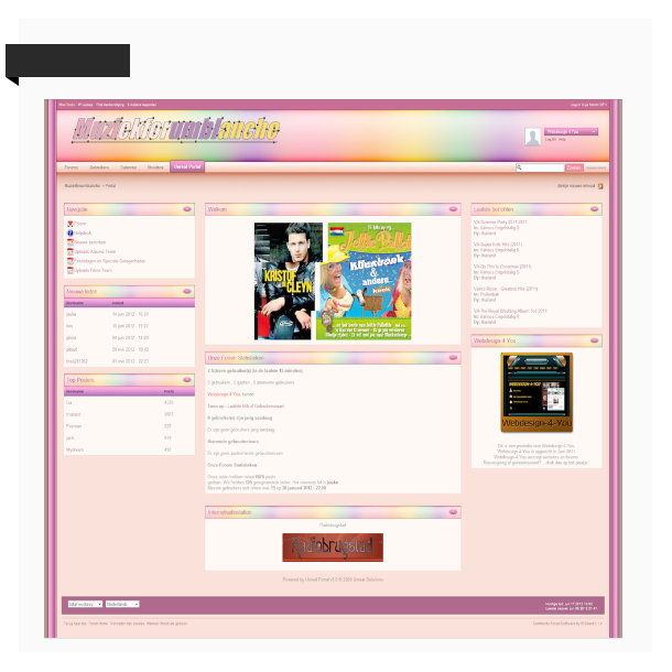 Forums | Webdesign 4 You