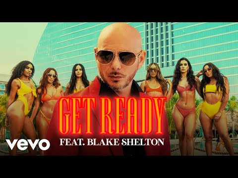 27602 Pitbull Get Ready Ft Blake Shelton Youtube In 2020 Blake Shelton Songs Mp3 Song