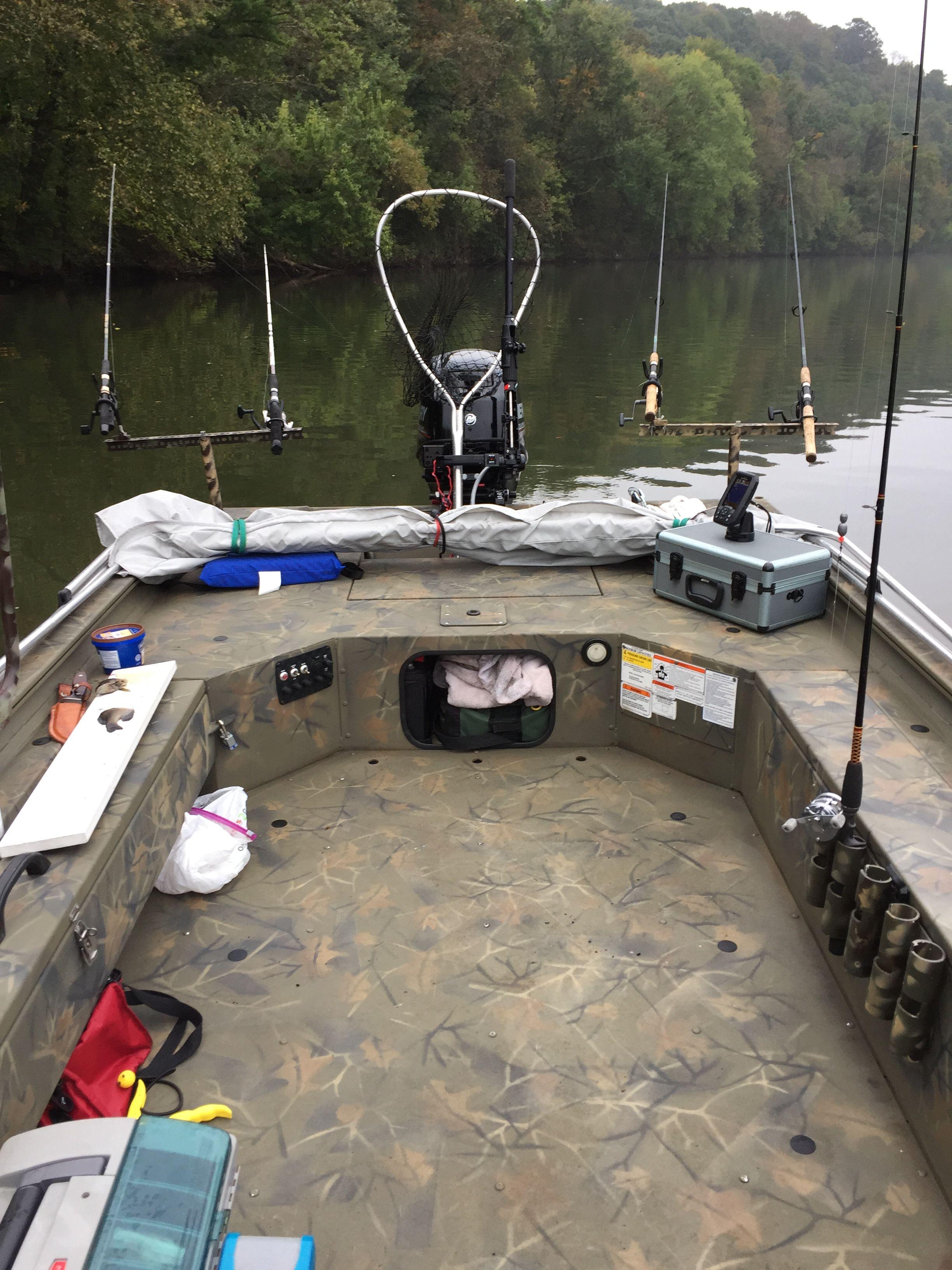 Tracker Grizzly Sportsman 1654  | jon boat | Aluminum