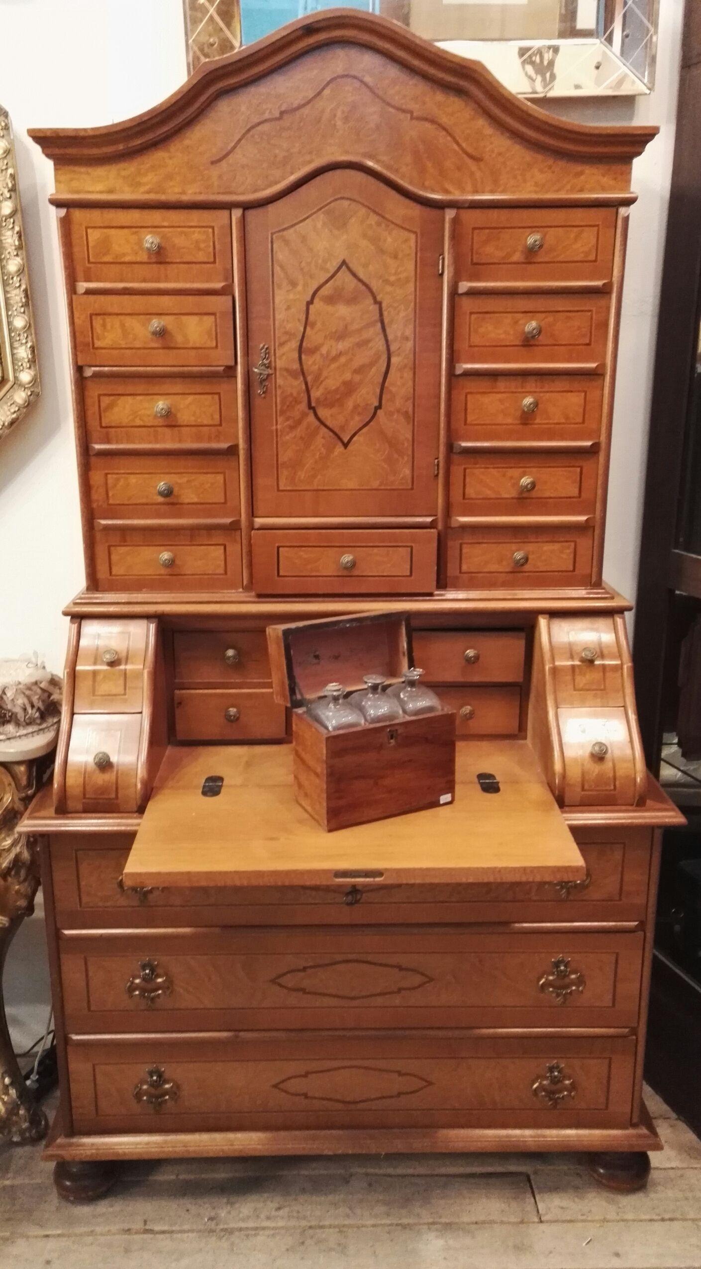 Sekretär Möbel Vintage Antik Rarität Antiques Vintage