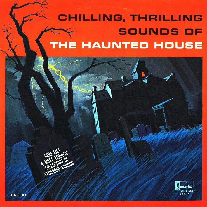 "The granddaddy of them all! Disneyland Records' ""Chilling"
