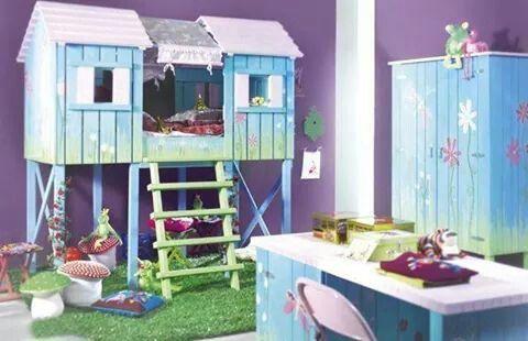Cuarto para niñas | mi cuarto | Pinterest | Cuartos para niños, Para ...