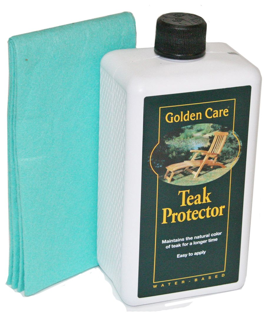 Golden Care Teak Protector Teak Outdoor Furniture How To Clean Furniture Teak