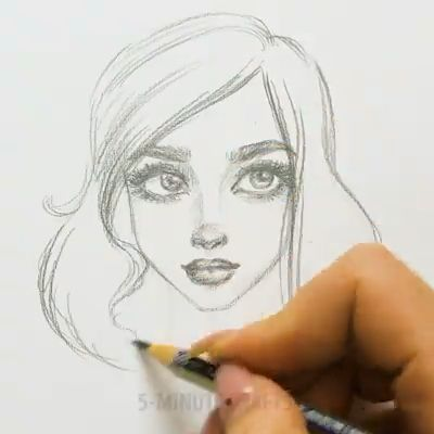 Photo of How To Draw Faces (for beginners)