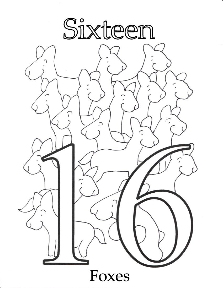 Coloring Sheets Coloring Pages Numbers Preschool Letter A