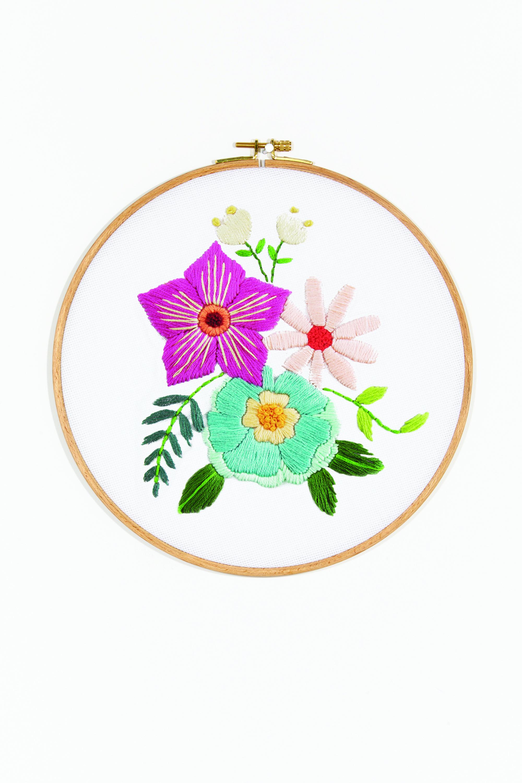 Baobap Ramillete de flores - diseño - Flores y jardines - DMC ...