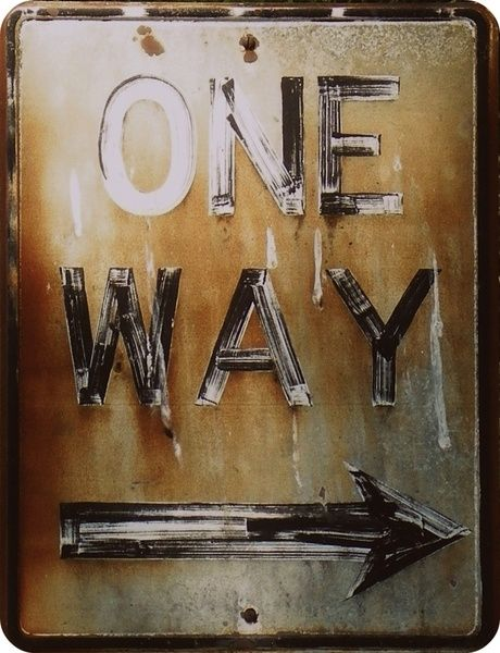 Only One Way by RDelean