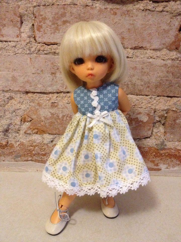 Nikki-new dress made by me!❤️ Litllefee Ante ❤️ Madame Michalska for…