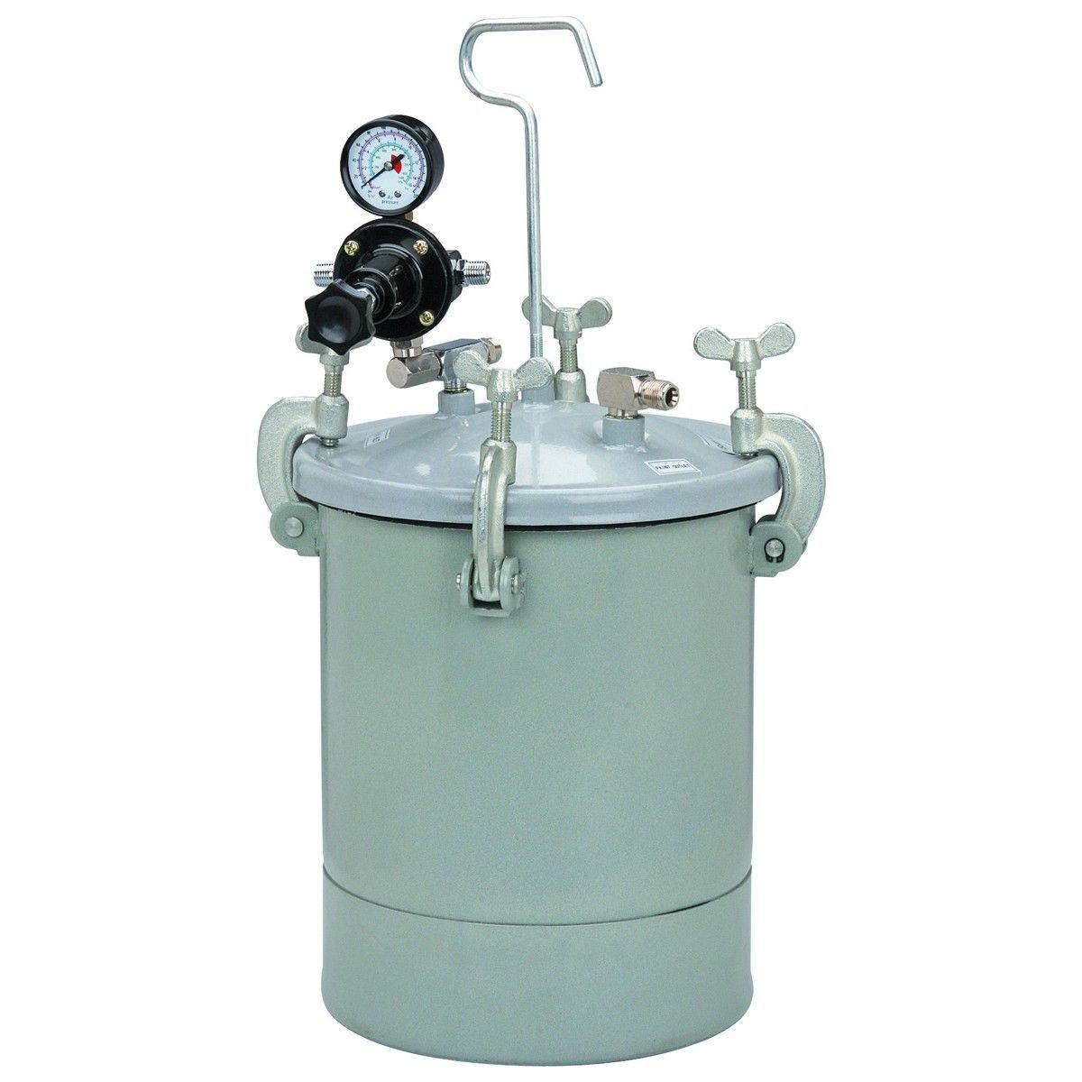 2 1 2 Gal Air Pressure Paint Tank Make Stuff Pressure