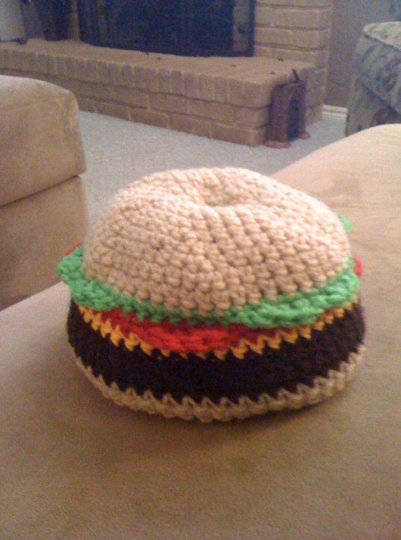 Crochet Handmade fun Silly Hat Beanie Teens boys by dbronco76