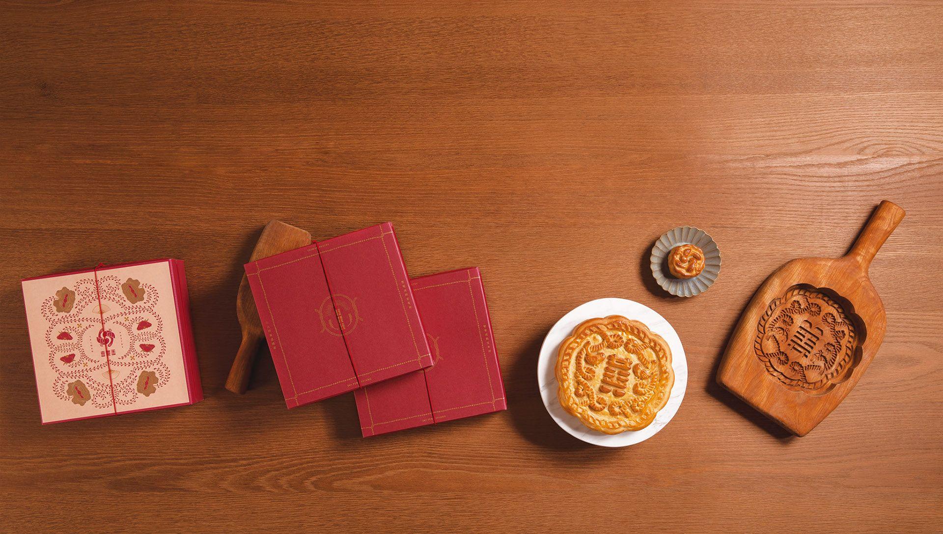 喜豐香漢餅 on Behance | Photography