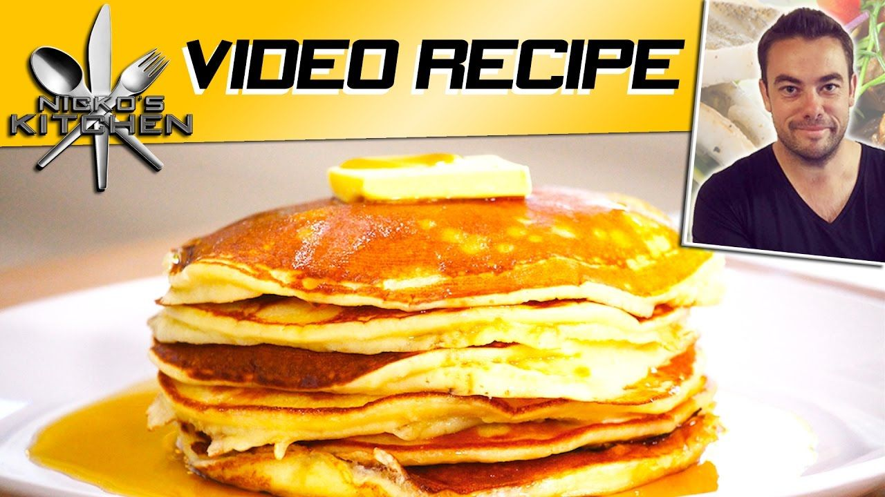 IHOP Original Buttermilk Pancakes   NICKO\'S KITCHEN   Pinterest ...