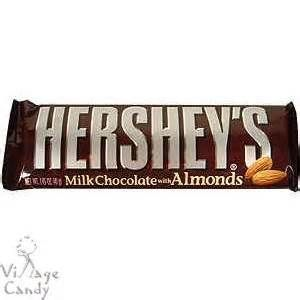 Hershey S Almond Best Chocolate Eveerrr Hershey Chocolate Bar