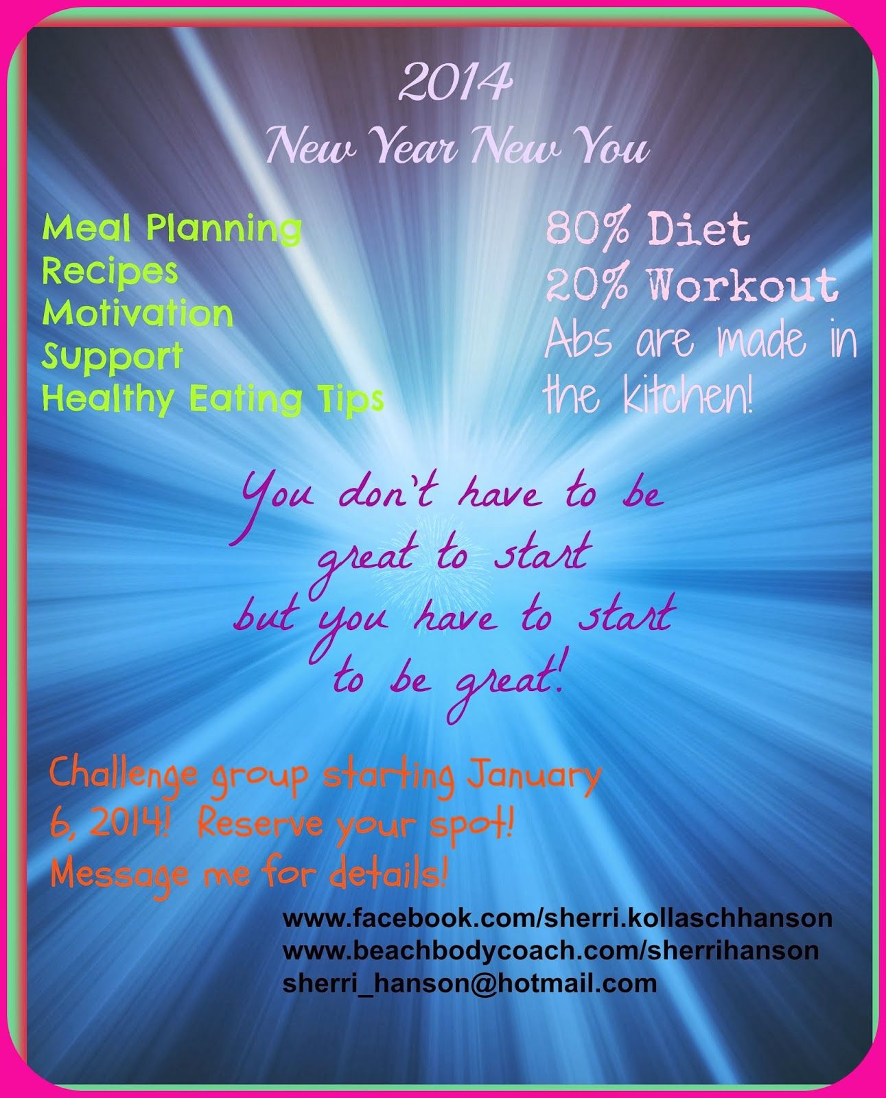 Start the new year out right! Clean eating recipes, meal ...